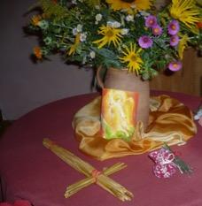 Michaeli- und Erntedankfest