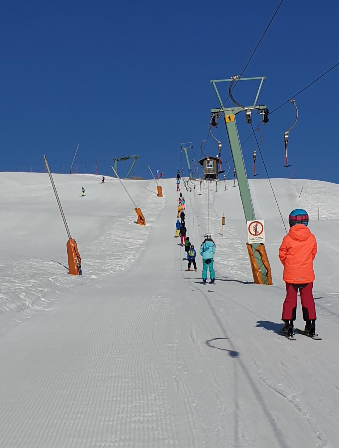 Skitag am Dreiländereck!