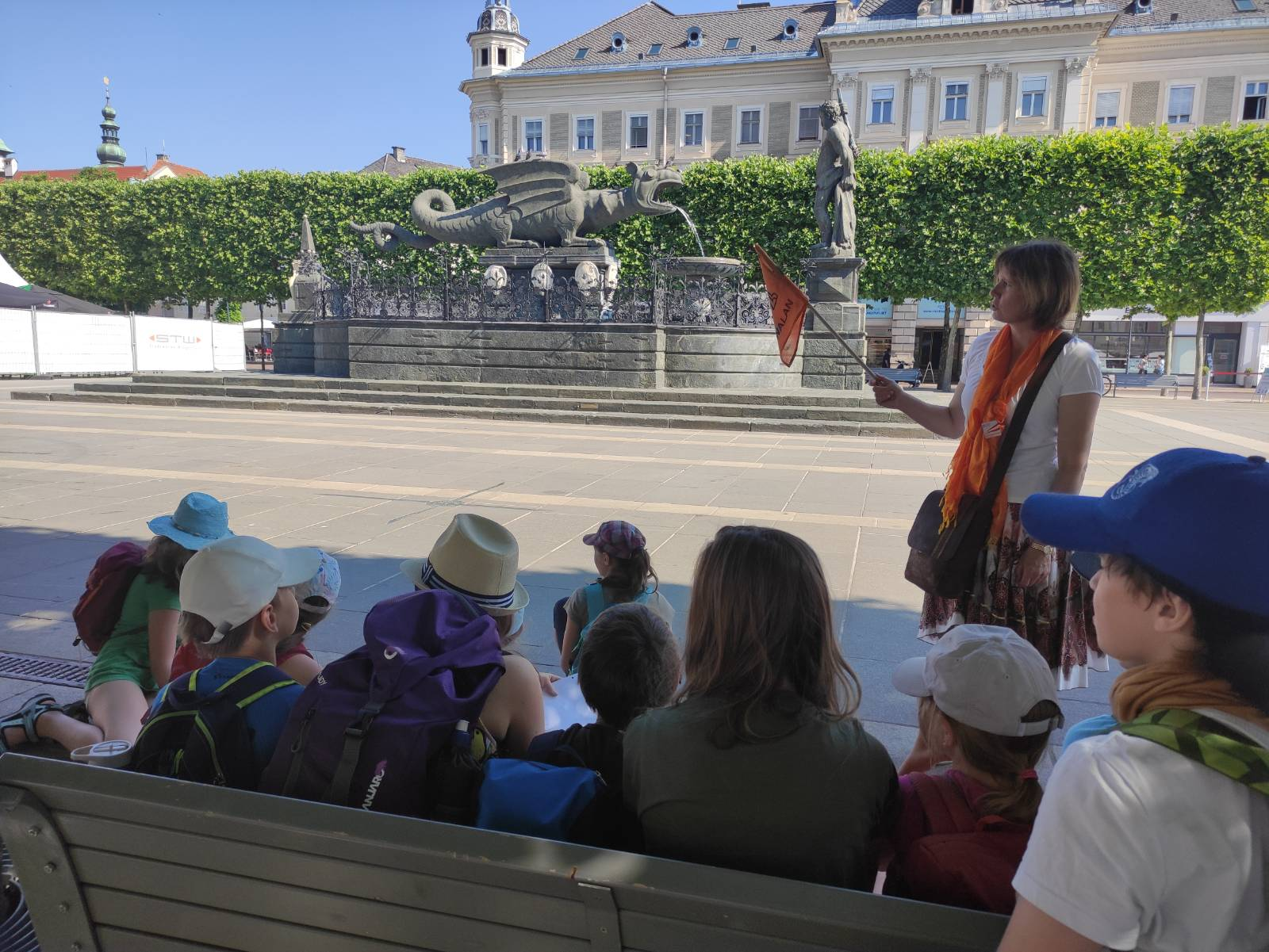Stadtführung in Klagenfurt
