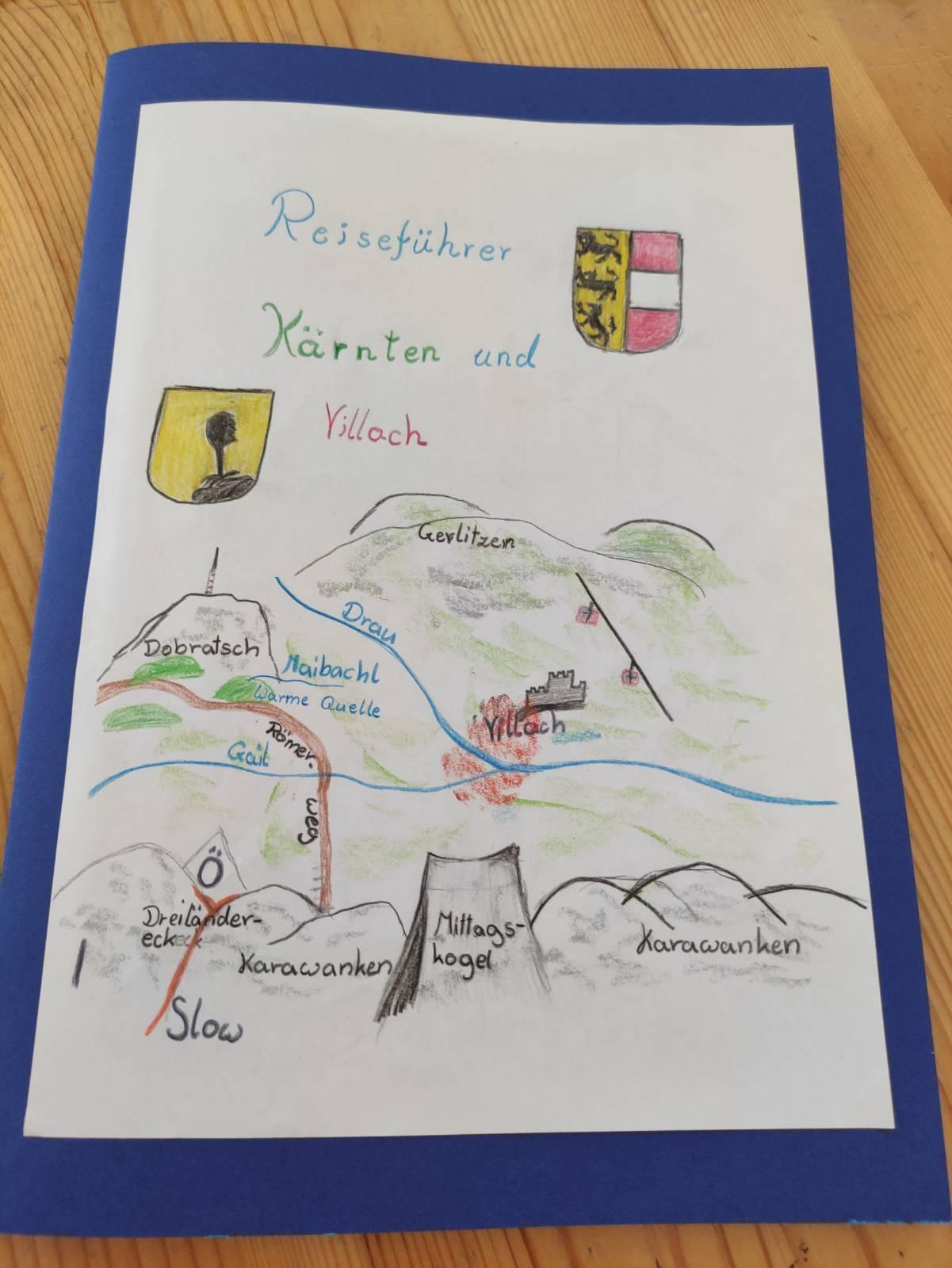 Partnerschule in Bled